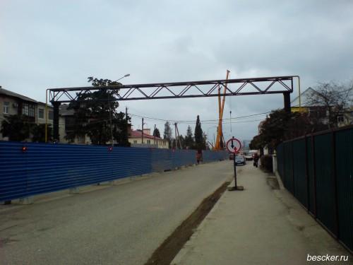 Адлер. Ленина. Март 2010
