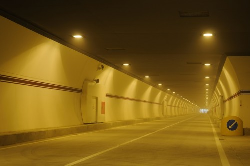 Тоннель №6 в Сочи