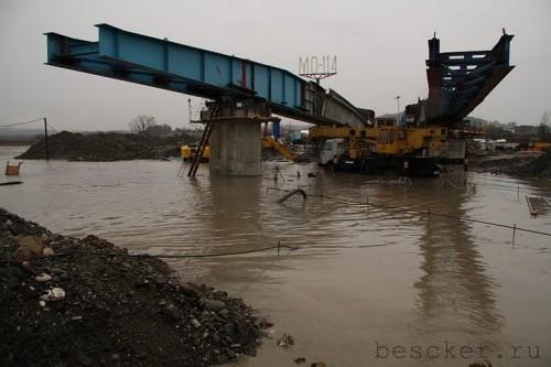 Мостоотряд-114 в Адлере