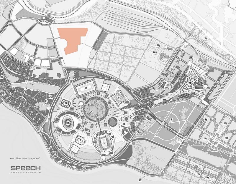 Олимпийский парк Сочи-2014.