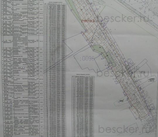 транспортная развязка голубые дали. схема 3