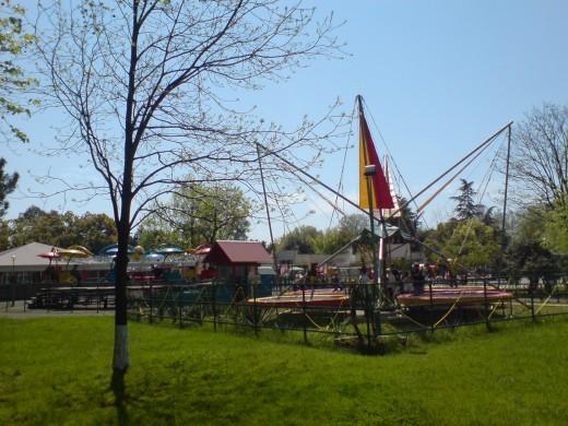 Адлер. 1 мая. Парк культуры и отдыха