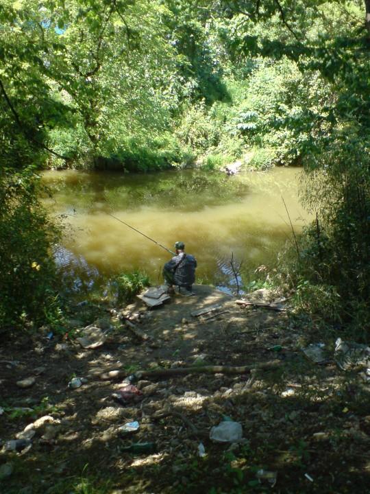 Херота - рыбное река