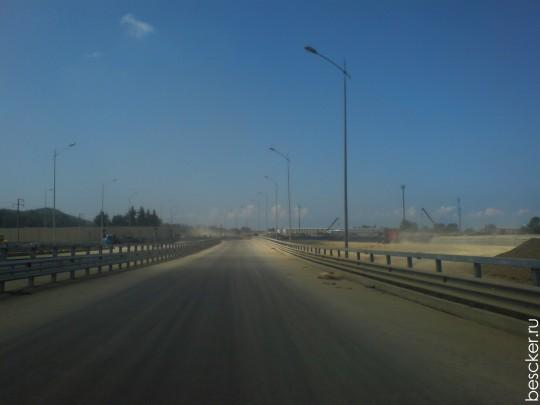 По левому берегу Мзымты