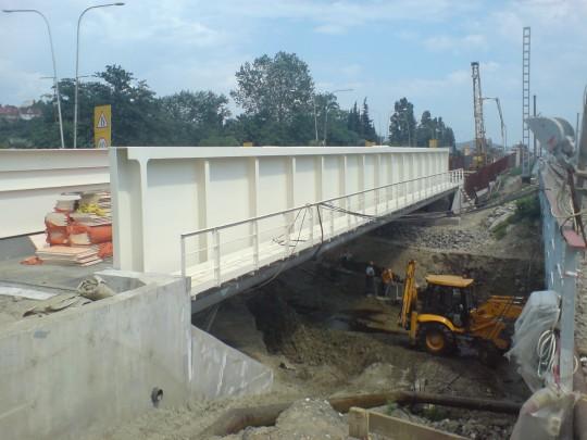 Новый мост через Хероту