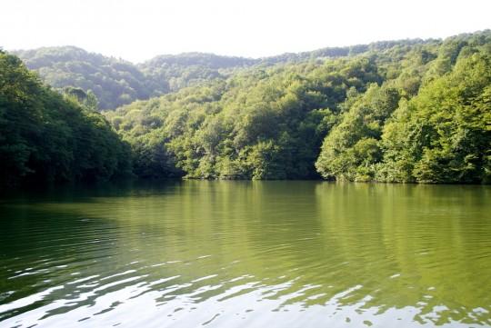 Серебряное озеро (Буздуган)