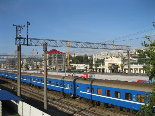 Вокруг строительства нового ж/д вокзала