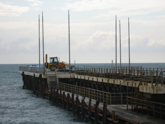 Морской терминал «Адлер» (причал)