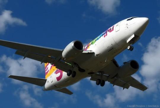 Боинг 737-539 Скай Экспресс