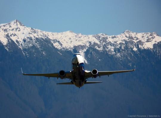 Боинг 737-800 НордСтар
