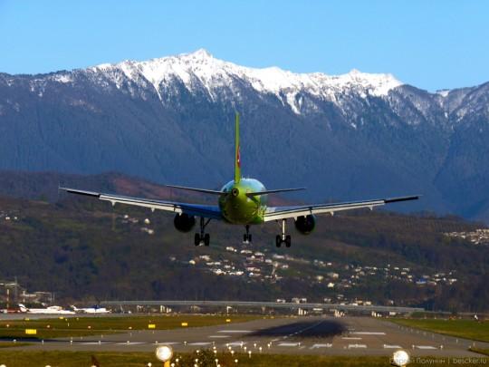 А-321 Авиакомпания Сибирь S7
