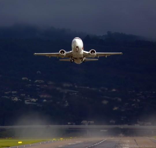 Боинг 737-500 Скай Экспресс