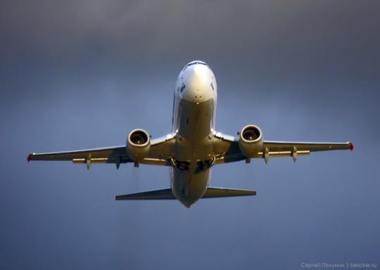 Боинг 737-500 ЮтЭйр