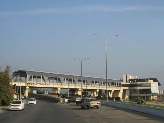 Адлер. Аэропорт Сочи