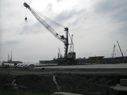 Порт Сочи Имеретинский