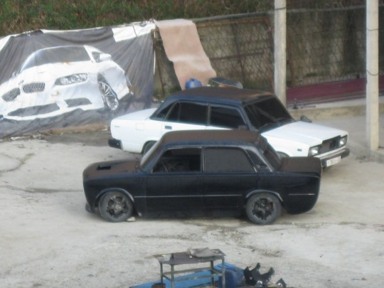 Адлер. BMW